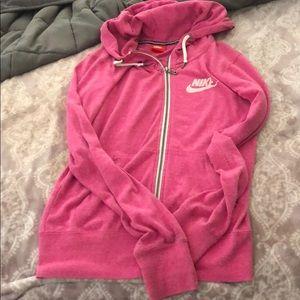 Women's Nike Zip Up